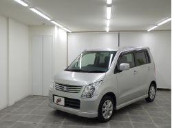 【低走行/後席フラット/足元広々】ワゴンR