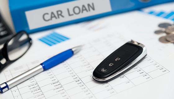 自動車ローンで組んだ場合の返済総額と比較し自社ローンの方が安い場合
